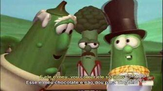 Os Vegetais - Canção Divertida O Chapéu do Larry