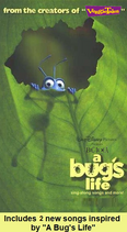A Bug's Life Sing-Along Songs and More!