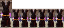 Seven Chocolate Bunny Bow