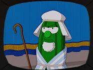 The Simpsons VeggieTales