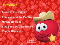 Bob's favorite stories previews screen