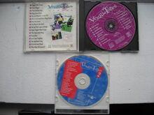 Veggie Tunes Vol 1 & 2 CD