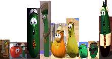 VeggieTales Dave and the Mr. Nezzer As Himself