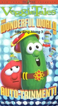 Silly Sing-Along 3 The Wonderful World of Auto-Tainment 2002 VHS