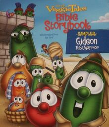 Veggie Tales Bible Storybook Sampler Big Idea Books