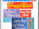 A Read-Along Book VeggieTales More of Bob & Larry's Favorite Stories!