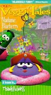 Blueberry 1998 cover