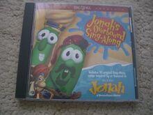 VeggieTales Jonah's Overboard Sing Along by VeggieTales CD