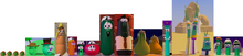 23 YouTube Poop VeggieTales 12 Stories in One Dave and the Mr. Nezzer As Himself Modeling