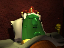 Sleepy king