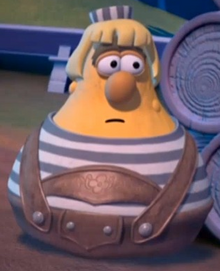Apollo Gourd As Big Jim