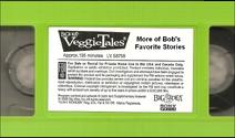 More of bob's favorite stories sony wonder sticker label