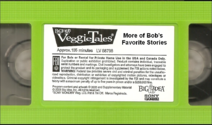More of bob's favorite stories sony wonder sticker label
