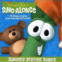 VeggieTales Junior's Bedtime Songs CD