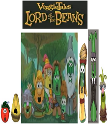 2005 VeggieTales Lord of the Beans Concept Art