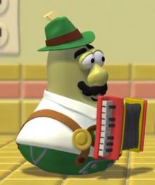 Oscar As Himself