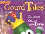 GourdTales: Emperor Kuzco and the Ducky VHS (2001) (Lyrick Studios reprint)