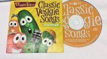 Veggie Tales Classic Veggie Songs Sampler by Veggie Tales