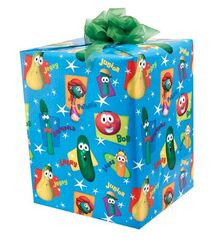 Stars Gift Wrap