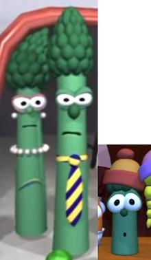 Mom Asparagus Debut Dad Asparagus Debut Junior Asparagus As Holy Land Winter