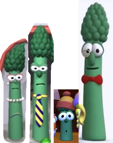 The Family Asparagus As Debut