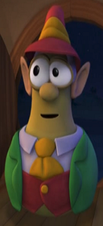 Jerry Gourd as The Other Elf