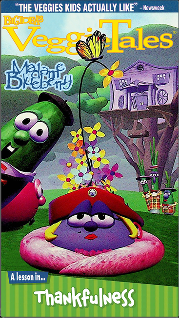 Youtube Easter Songs: Madame Blueberry (1998 Homemade Version)