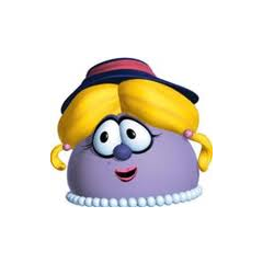 Madame Blueberry as Mrs. B in