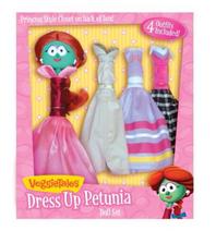 Petunia doll dress up set