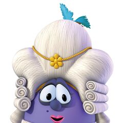 Madame Blueberry in