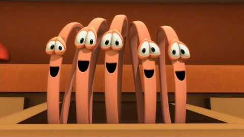 VeggieTales Where Have All the Staplers Gone? Silly Song