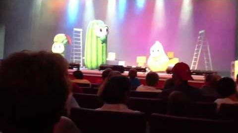 Veggie Tales Live! (Oh Where Is My Hairbrush?)-1