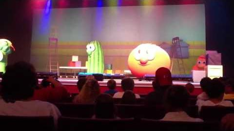 Veggie Tales Live! (Theme Song)-1