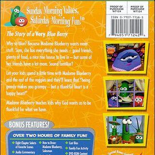 2003 DVD back cover