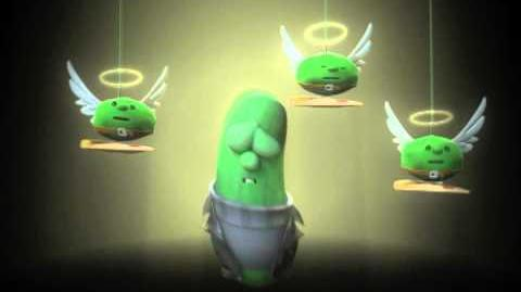 VeggieTales Pizza Angel - Silly Song