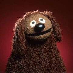 Rowlf the Dog as Palmy the Palm Tree