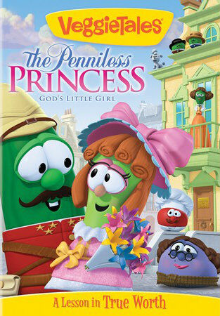 The Penniless Princess God S Little Girl Veggietales It S For The Kids Wiki Fandom