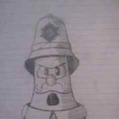 Jerry as Constable in