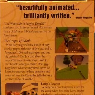 1994 Back Cover