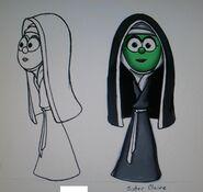 Sister Claire concept