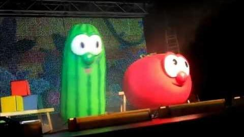 OUR VEGGIETALES LIVE EXPERIENCE