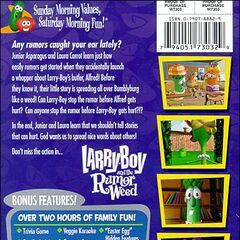 2004 DVD back cover