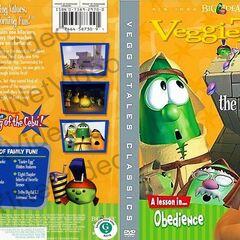 2005 DVD casing