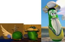 Angel Pea Joppa Pea Joppa Grandpa Cucumber As Joppoian