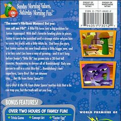 2004 DVD back cover