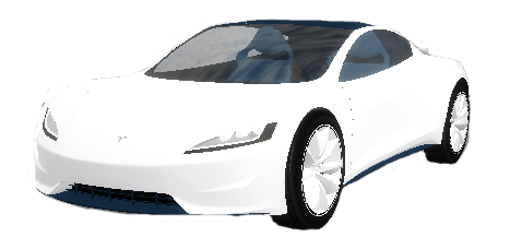 Tesla Roadster 2 0 Roblox Vehicle Simulator Wiki Fandom