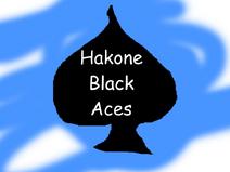 Hakone Black Aces Logo