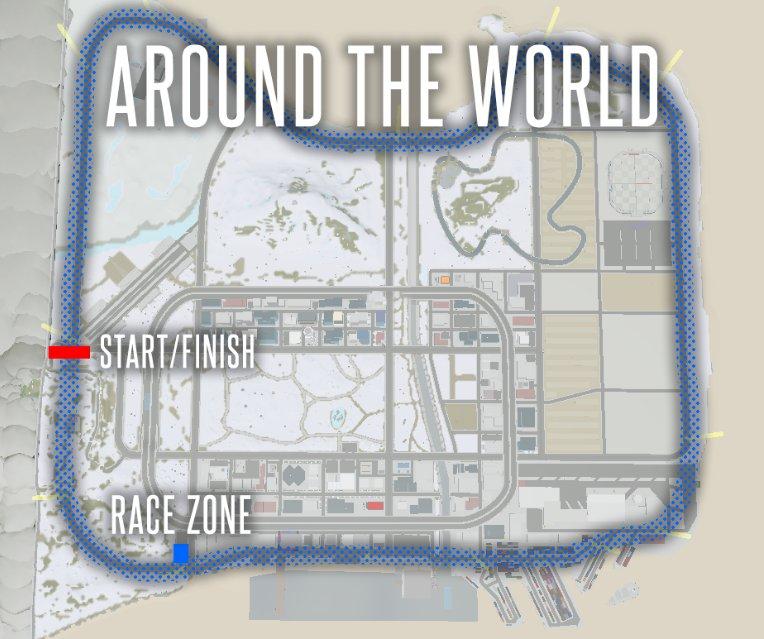 Around The World Roblox Vehicle Simulator Wiki Fandom