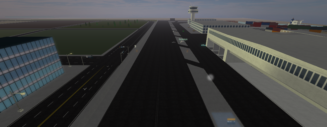 Roblox Airport Simulator