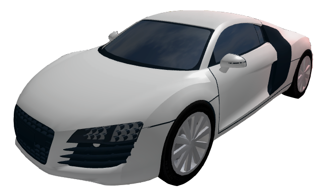 Audi R Roblox Vehicle Simulator Wiki FANDOM Powered By Wikia - Audi car wiki